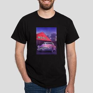Motel Black T-Shirt