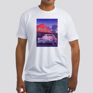 Motel Fitted T-Shirt