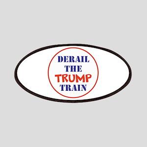 Derail the trump train Patch