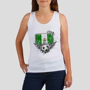 Soccer Fan Nigeria Women's Tank Top