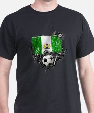 Soccer Fan Nigeria T-Shirt