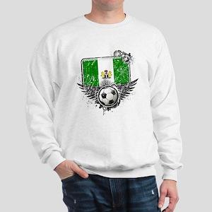Soccer Fan Nigeria Sweatshirt