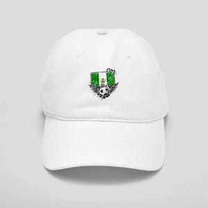 Soccer Fan Nigeria Cap