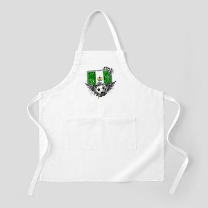 Soccer Fan Nigeria Apron