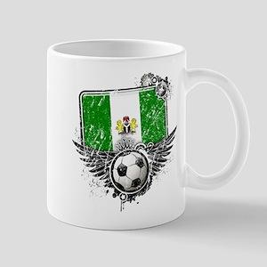 Soccer Fan Nigeria Mug
