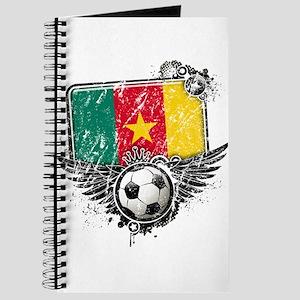 Soccer Fan Cameroon Journal