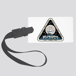 Europa Clipper Logo Large Luggage Tag