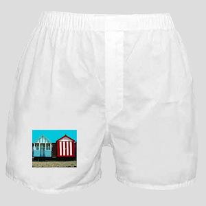 Beach Hut 1 Boxer Shorts
