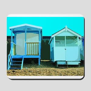 Beach Hut 7 Mousepad