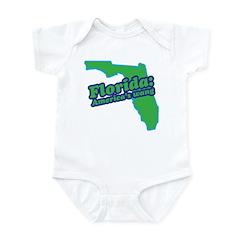 Florida: America's Wang Infant Bodysuit