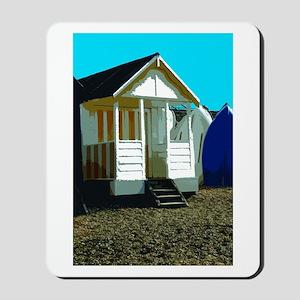Beach Hut 12 Mousepad