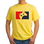 Major League 360 Yellow T-Shirt