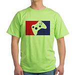 Major League 360 Green T-Shirt