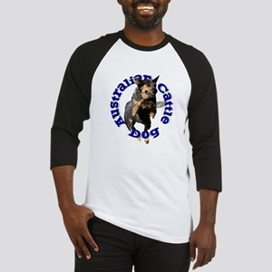 Cattle Dog House Baseball Jersey