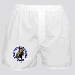 Cattle Dog House Boxer Shorts
