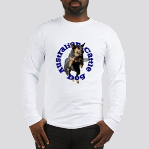 Cattle Dog House Long Sleeve T-Shirt
