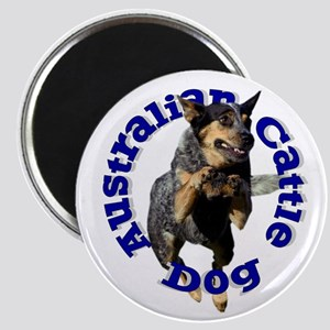Cattle Dog House Magnet