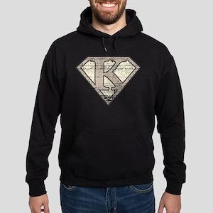 Super Vintage K Logo Hoodie (dark)