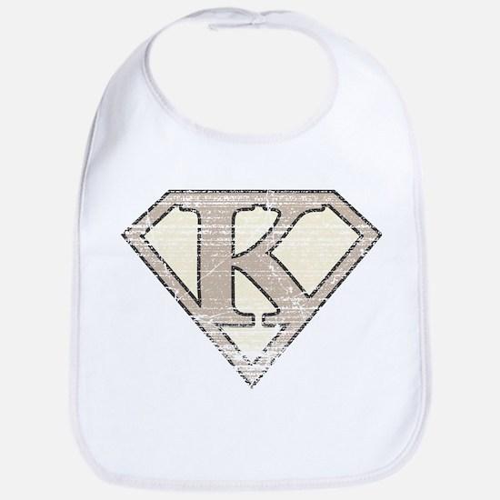 Super Vintage K Logo Bib