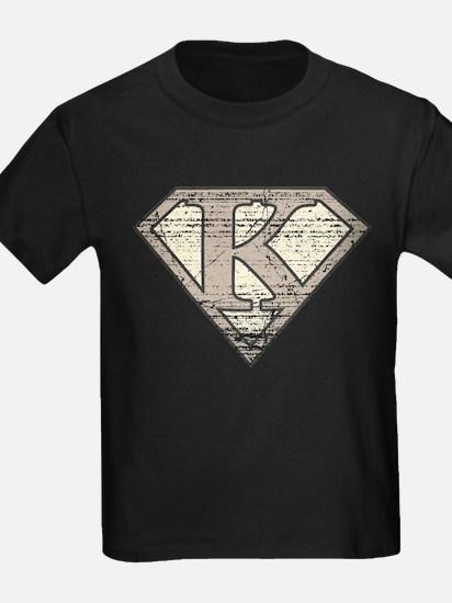 Super Vintage K Logo T
