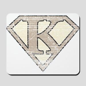 Super Vintage K Logo Mousepad