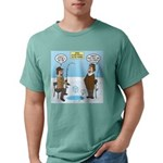 When Stupid People Go I Mens Comfort Colors® Shirt