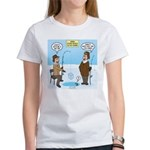 When Stupid People Go Ice Women's Classic T-Shirt