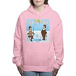 When Stupid People Go Ic Women's Hooded Sweatshirt