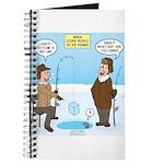 When Stupid People Go Ice Fishing Journal