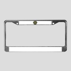 St. Tammany Parish Sheriff SW License Plate Frame