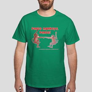 Dance Monkeys, Dance! Dark T-Shirt