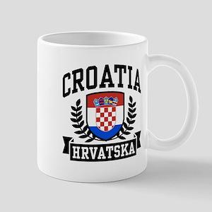 Croatia Hrvatska Mug