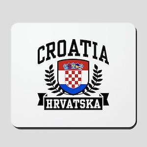 Croatia Hrvatska Mousepad