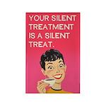 Silent Treat Magnets