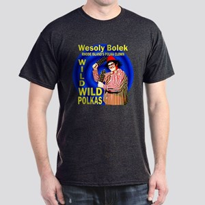 Wild Polka Clown Dark T-Shirt