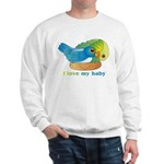 Bird Mum Sweatshirt