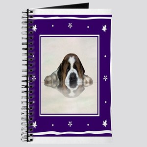 Sleepy Saint Bernard Journal
