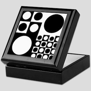 Mod Dots Keepsake Box