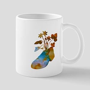 Shoeflowers Mugs