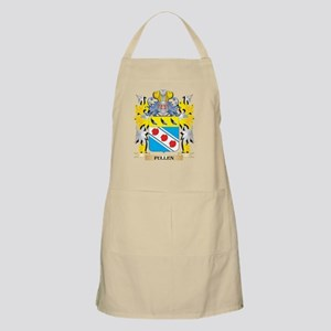 Pullen Family Crest - Coat of Arms Light Apron