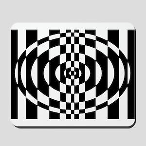 Op - Art Mousepad