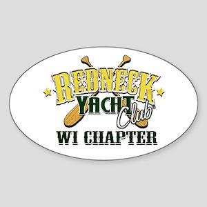 RYC Wisconsin Chapter Sticker (Oval)