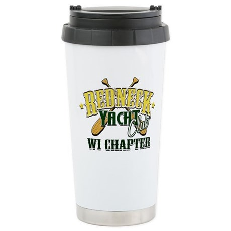 RYC Wisconsin Chapter Stainless Steel Travel Mug