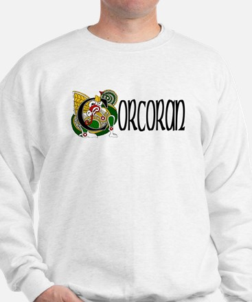 Corcoran Celtic Dragon Sweatshirt