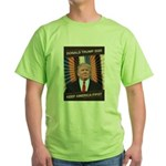Donald Trump 2020 Green T-Shirt
