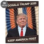 Donald Trump 2020 Puzzle