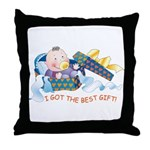 Baby-boy Gift Throw Pillow