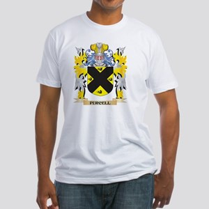 Purcell Family Crest - Coat of Arms T-Shirt