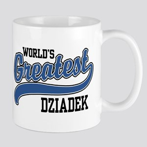 World's Greatest Dziadek 11 oz Ceramic Mug