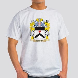 Purdom Family Crest - Coat of Arms T-Shirt